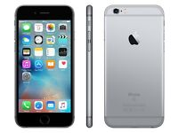 Iphone 6s grey unlocked 16gb good condition