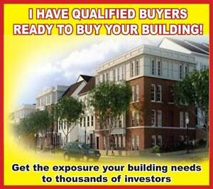 HAVE QUALIFIED BUYERS READY