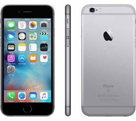Iphone 6s grey 16gb on ee good condition