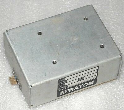 Efratom Frs-a 10mhz Rubidium Frequency Standard
