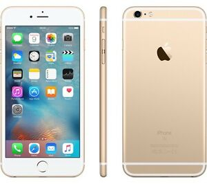 iPhone 6S Plus Gold Brand New with Rogers 16GB.