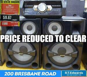 SONY SHAKE 2400W MINI SYSTEM with Warranty Booval Ipswich City Preview