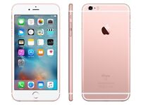 Wanted iphone 6s plus rose gold