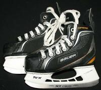 Junior Hockey Skates Size J10 - 3