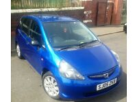 Honda Jazz 2005 1.2L 5 Door Hatchback Only 74k Bargain!