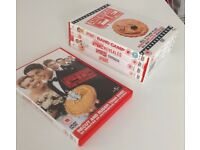 AMERICAN PIE movies. Band camp, unseen, ultimate, revealed, wedding DVD set
