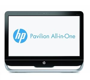 """Mint condition hp All In One PC 23"""" Touch Screen"""