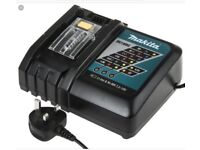 MAKITA 7V- 18VOLT LITHIUM-ION BATTERY CHARGER BRAND NEW