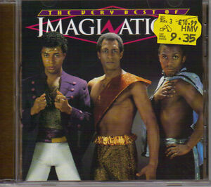 Imagination - The Very Best of Imagination