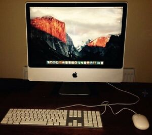 "~ Apple iMac 24"" ~ MICROSOFT OFFICE ~"