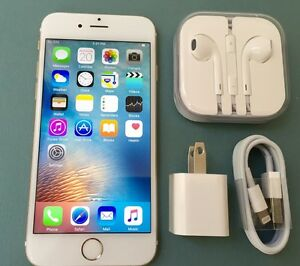 iPhone 6 Gold in great condition w/ accessories