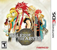Tales of the Abyss [3DS]