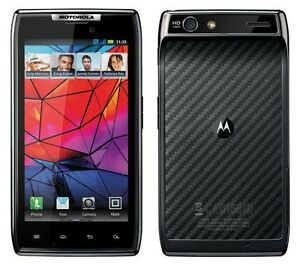 Motorola Droid RAZR XT912 - Black - 16GB (Verizon) Smartphone (C)