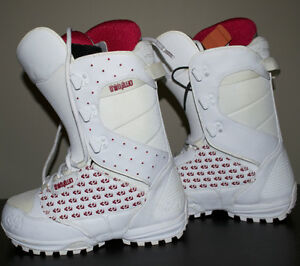Womans Snowboard Boots-Like New