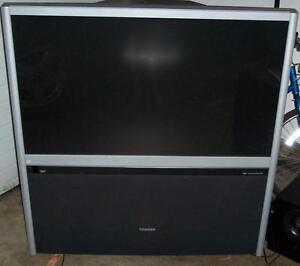 Toshiba 51-Inch TheaterWide® HD HDTV- Ready Television
