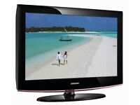 "37"" SAMSUNG lcd TV with built in freeview hdmi and remote control excellent picture can deliver"