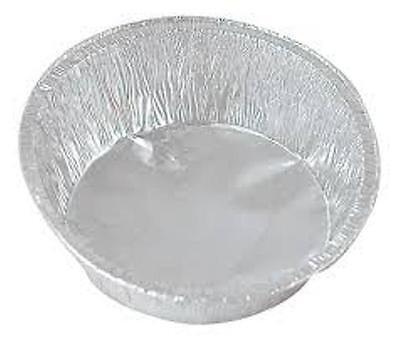 Round Foil Pukka Pie Dish 36x110mm CH-13F (100) Pie Dish, Chip Shop