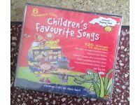Children's Favorite Songs CD's