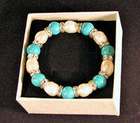 Genuine brand NEW Natural pearl bracelet 50% off