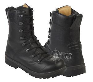 GERMAN-ARMY-PARA-BOOT-GENUINE-MK5-MK6-PARATROOPER-MILITARY-CADET-COMBAT-LEATHER