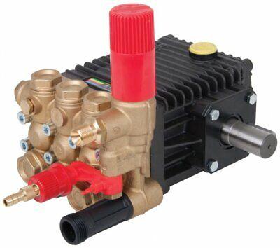 Interpump Ww156mv High Pressure Pump Male Solid Shaft 150 Bar 2175psi 15 Lpm