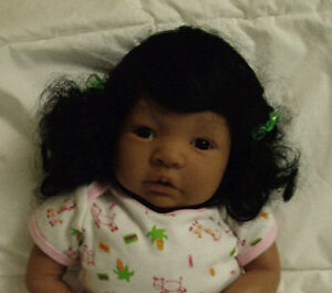 Newborn Baby Doll Theresa