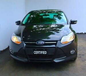 2013 Ford Focus SE Alloy wheels