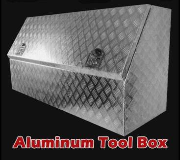 1400x500x700mm Heavy Duty Aluminium Toolbox 5 Drawers