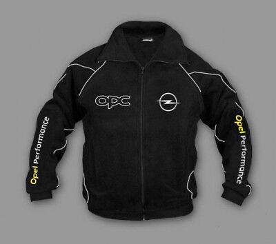Neu Fleece Jacke Opel OPC bekleidung, mit gestickte embleme, unisex jacket Bekleidung Fleece Jacken