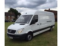 MERCEDES-BENZ SPRINTER 313 cdi PANEL VAN /// FRESH MOT // 1 Owner//LOW MILEAGE £10495