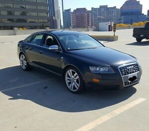 2008 AUDI S6 V10 5.2 450 HP MUST SEE