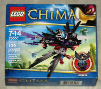 Lego Legends of Chima Razcal's Glider Set 70000 (2013) Retired