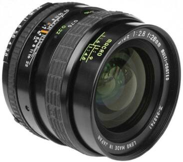 SIGMA 28mm F2.8 (M42 Mount) Canon Nikon Sony Pentax Olympus Ballajura Swan Area Preview