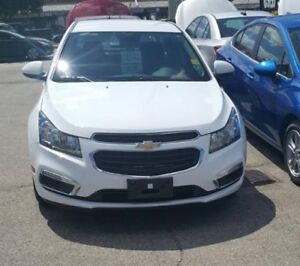 2016 Chevrolet Cruze Limited LT  4DR SDN
