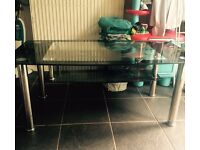 Glass TV Unit/Stand
