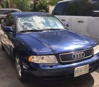 Audi S4 2000 5 speed manual mint lots of mods