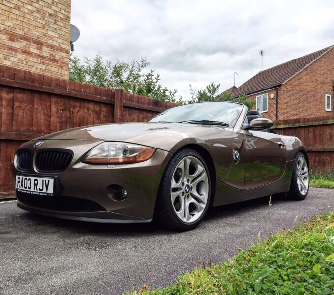 Bmw Z4 Manual Transmission: BMW Z4 3.0L Manual !! Sepang Hell Bronze !!