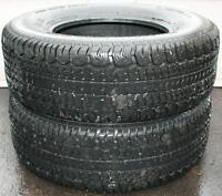 2 Wintermaster Plus Tires Size 255/70R16