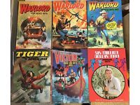 VINTAGE COLLECTABLE ANNUALS