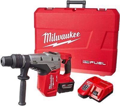 Milwaukee 2717-21hd M18 1-916 Sds Max Hammer Drill Kit
