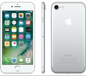 Brand new sealed Apple iPhone 7 256gb silver 02 network