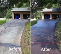 Fournier Driveway Seal & Patching
