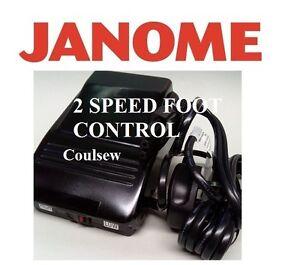 janome fast sewing machine