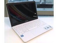 "WHITE ASUS EeeBook X205TA 11.6"" (32GB, Intel Atom, 1.83GHz, 2GB)"