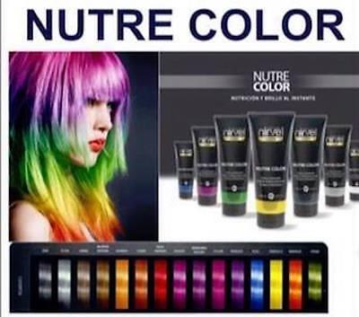 Nirvel Nutre Haartönung Farbcreme Color temporary Hair Color EsmiSwiss