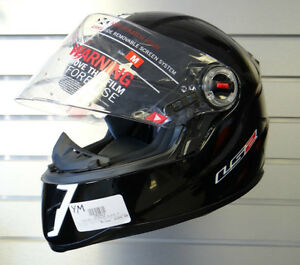 $129 NEW Youth Snowmobile Helmets