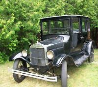 1926 Model T Ford Fordor sedan