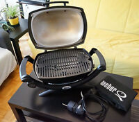 Weber Q1400 Outdoor Electric Grill