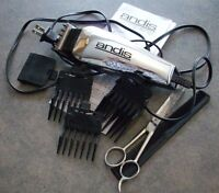 ANDIS HOME HAIRCUTTING KIT - BECOME AN EXPERT BARBER