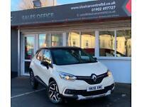 2018 Renault Captur ICONIC TCE HATCHBACK Petrol Manual